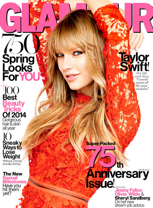 GLAMOUR march-2014