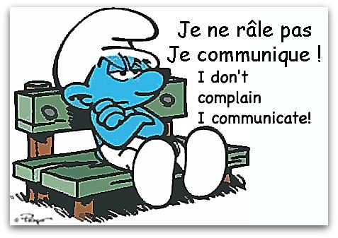 IQC communicate