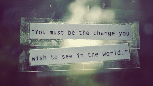 be-the-change-