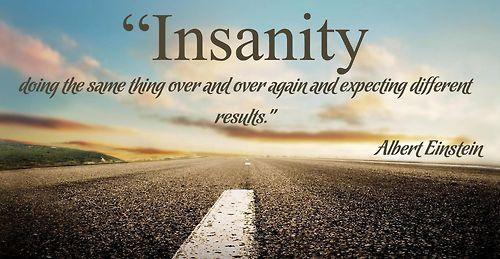 Insanity Eisntein