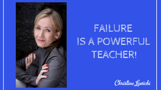 Failure is a powerful teacher (1)